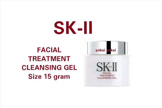 FT cleansing gel 15 gram